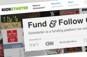kickstarter come to the uk