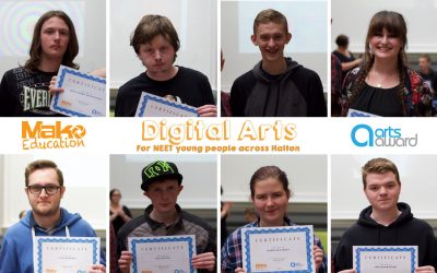 Digital Arts NEET Project Celebration Day