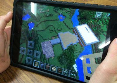 Minecraft Workshops