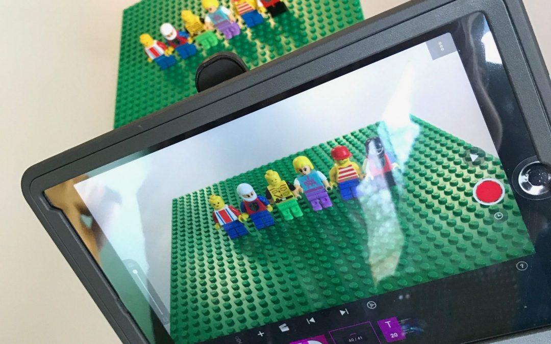 Lego Stop-Motion Workshop @ Make. Liverpool 3/12/17 - MakoCreate