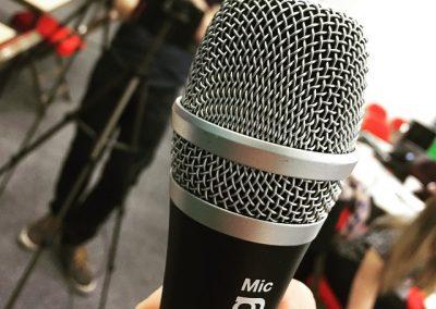 Podcasting Workshops