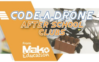 NOW BOOKING: Code-A-Drone After School Clubs