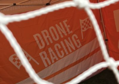 Drone Racing Marquee