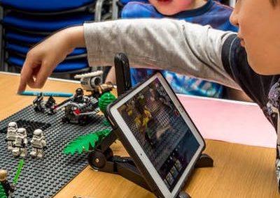 Lego Stop Motion Animation Workshops