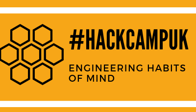 HACKcampUK: Supported by The Royal Academy of Engineering