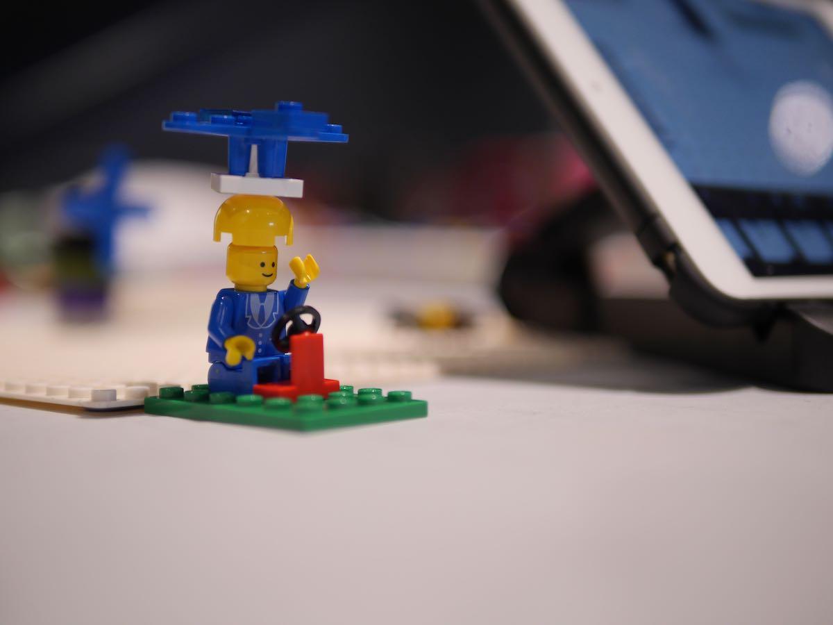 LegoStopMotionHelicopterHead