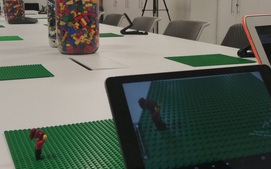 Google Wellbeing Collaboration, Lego Stop Motion | Various Offices, London
