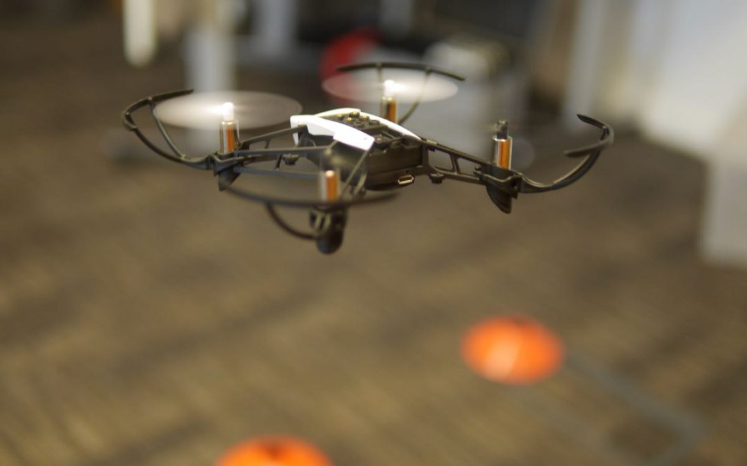 Code-A-Drone | Liverpool MakeFest 2019