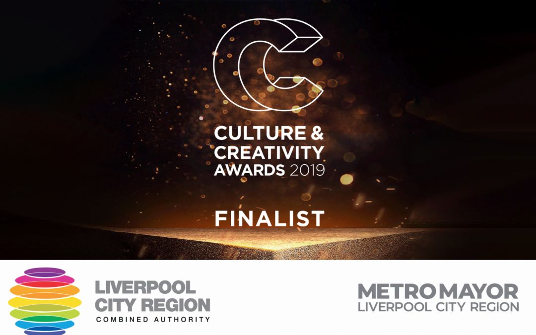 We've been nominated for a Liverpool City Region Award!
