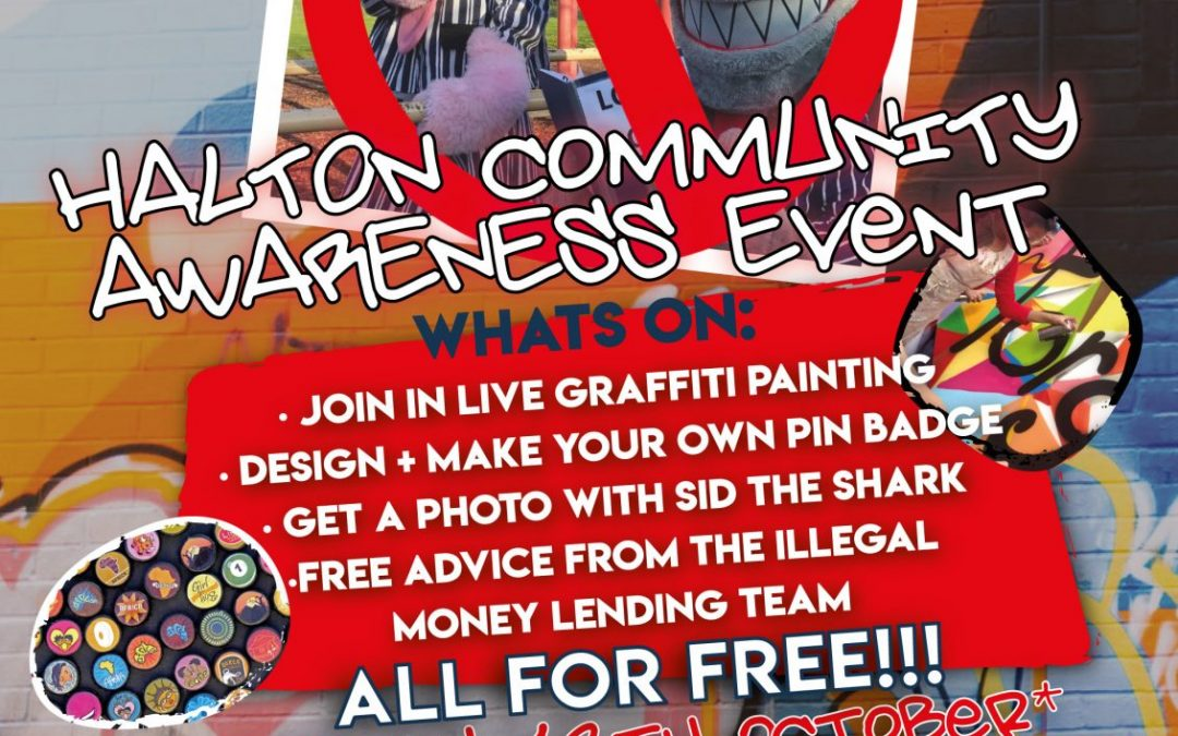 Stop Loan Sharks & Halton Awareness