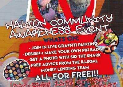 Stop Loan Sharks & Halton Awareness