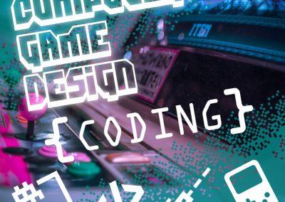 Halton Short Breaks: 4 Week Computer Game Coding Course