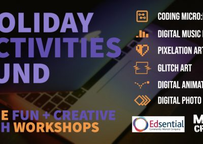 Holiday Activity Fund: Creative Videos