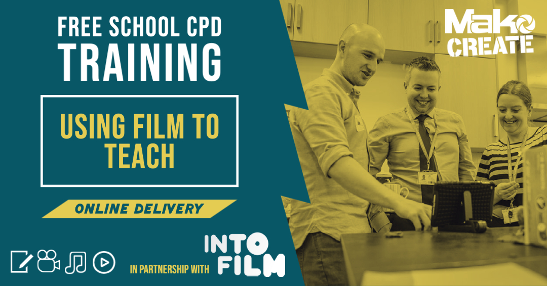 FREE CPD Training With Mako Create