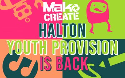 Return of the Mak….o (Halton Youth Provision)