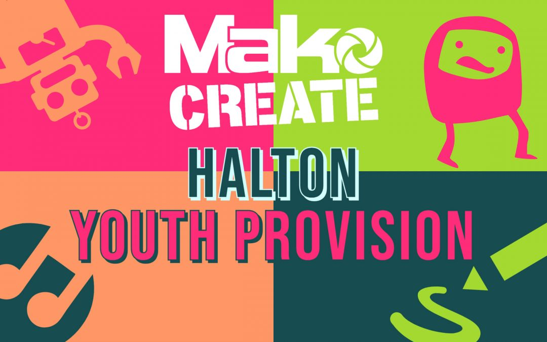Creative & Digital Careers in Halton (Halton Youth Provision)