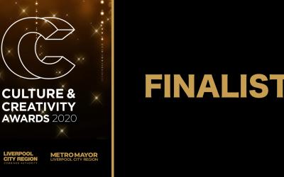 Finalist *Again* for LCR Culture & Creativity Awards