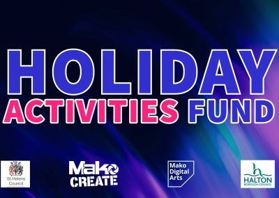Holiday Activity Fund (Easter)