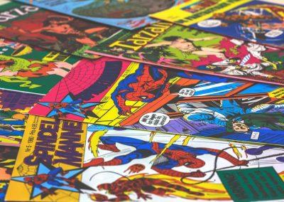 Comic Book Making Workshop