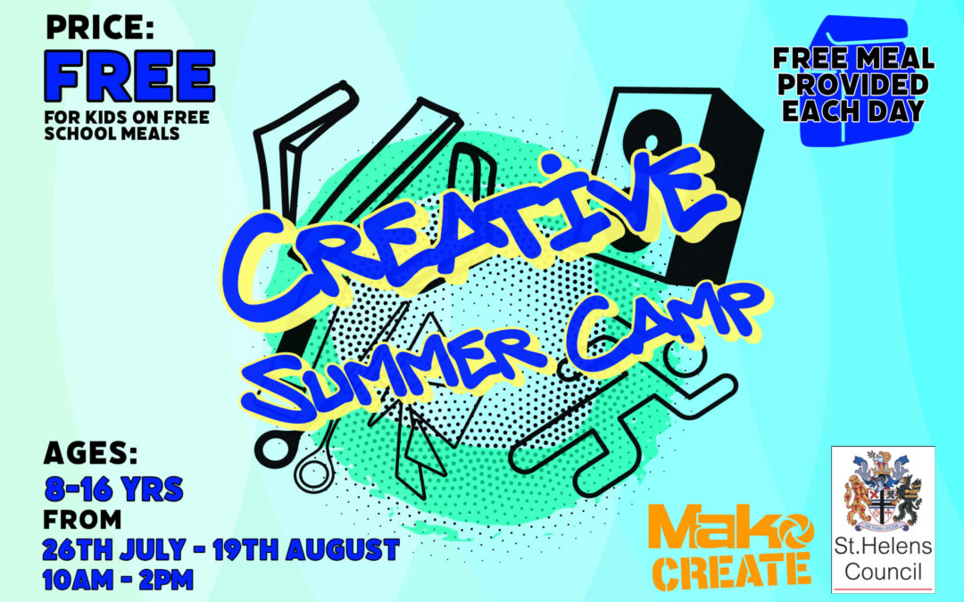 Creative Summer Camp (St Helens)
