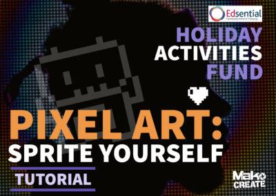 Pixel Art – Animation walkthrough