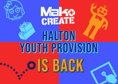 Creativity for Wellbeing in Halton (Halton Youth Provision)